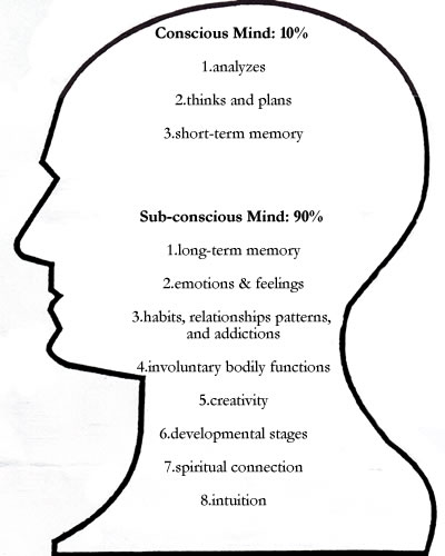 Conscious mind theory