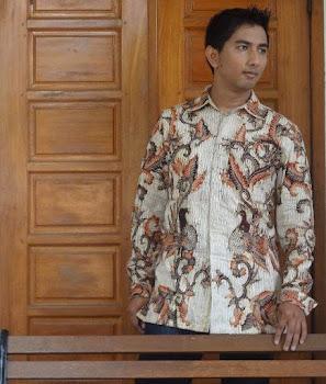 batik tulis madura merak