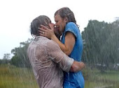 + ¿Cuál es tu sueño? - Un beso debajo de la lluvia. ¿Y el tuyo? + Que empiece a llover ya.
