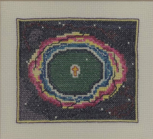 Nebula (Embroidery)