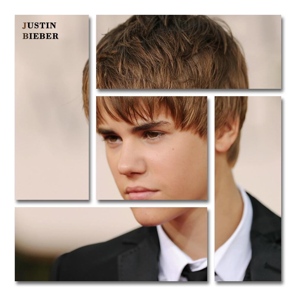 Creaciones photoshop: Justin Bieber