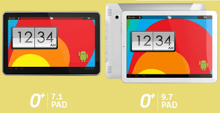 o+ plus pad android price