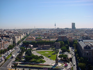 Plaza de Colón. Fotografía de Alvy