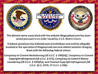 أسرار غلق موقع ميجا أبلود نهائيا MegaUpload Stoped   Megaupload1