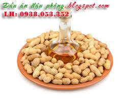 công dụng của dầu đậu phộng đối với sức khỏe con người