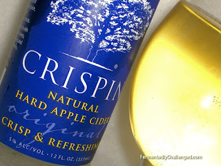 Crispin Original close-up