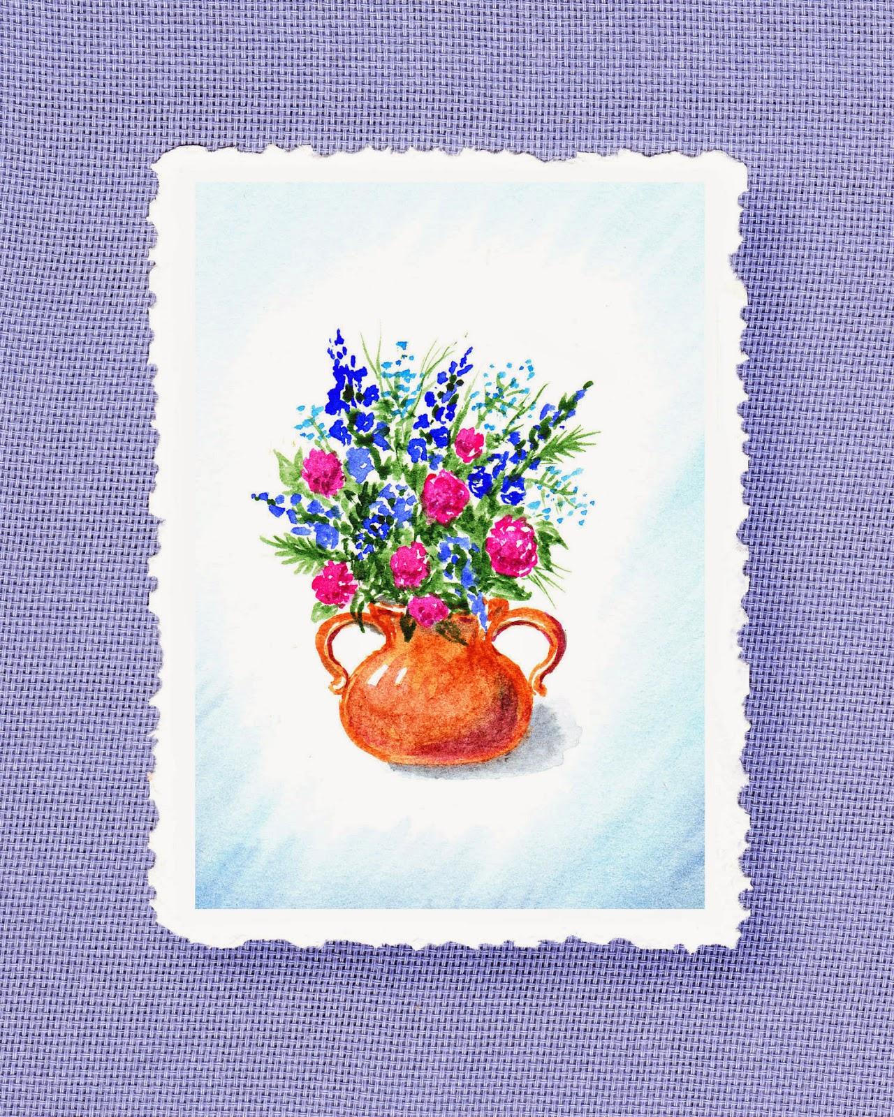 Botanical Impressionism