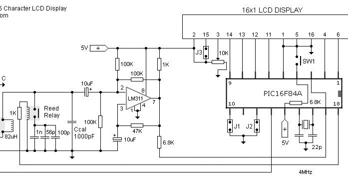 ciencia  u0026 hobbies  un inductometro y capacimetro de mucha