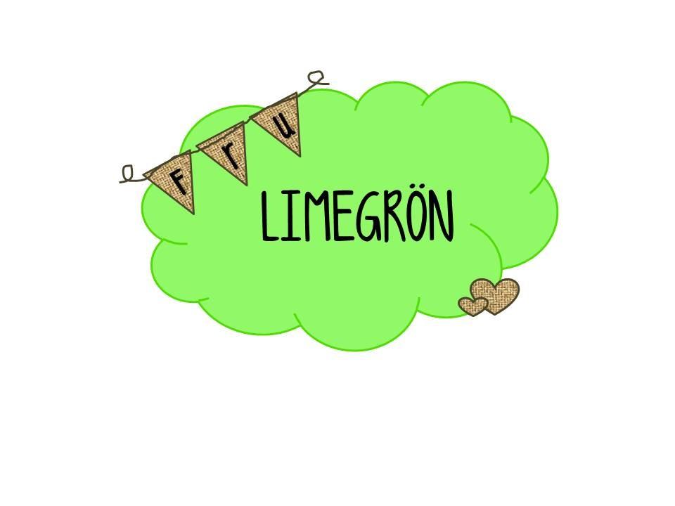 Fru Limegrön
