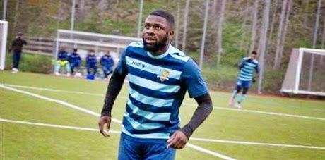 Pemain ini cetak 21 gol dalam satu perlawanan bola sepak
