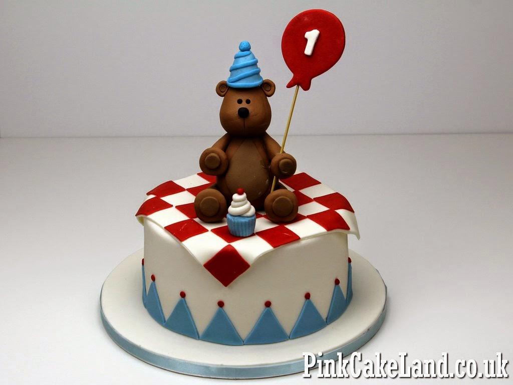 1st Birthday Cake, Chelsea
