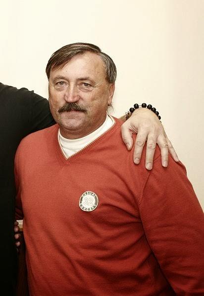 Antonin Panenka, actualmente