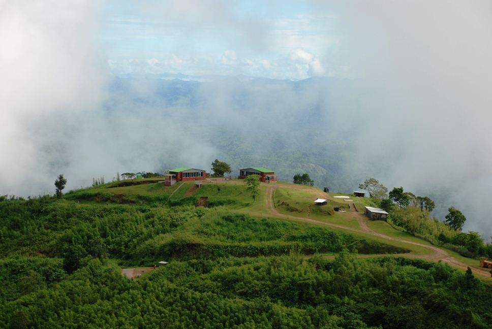 Nilgiri and Thanchi tourist spot of Bangladesh