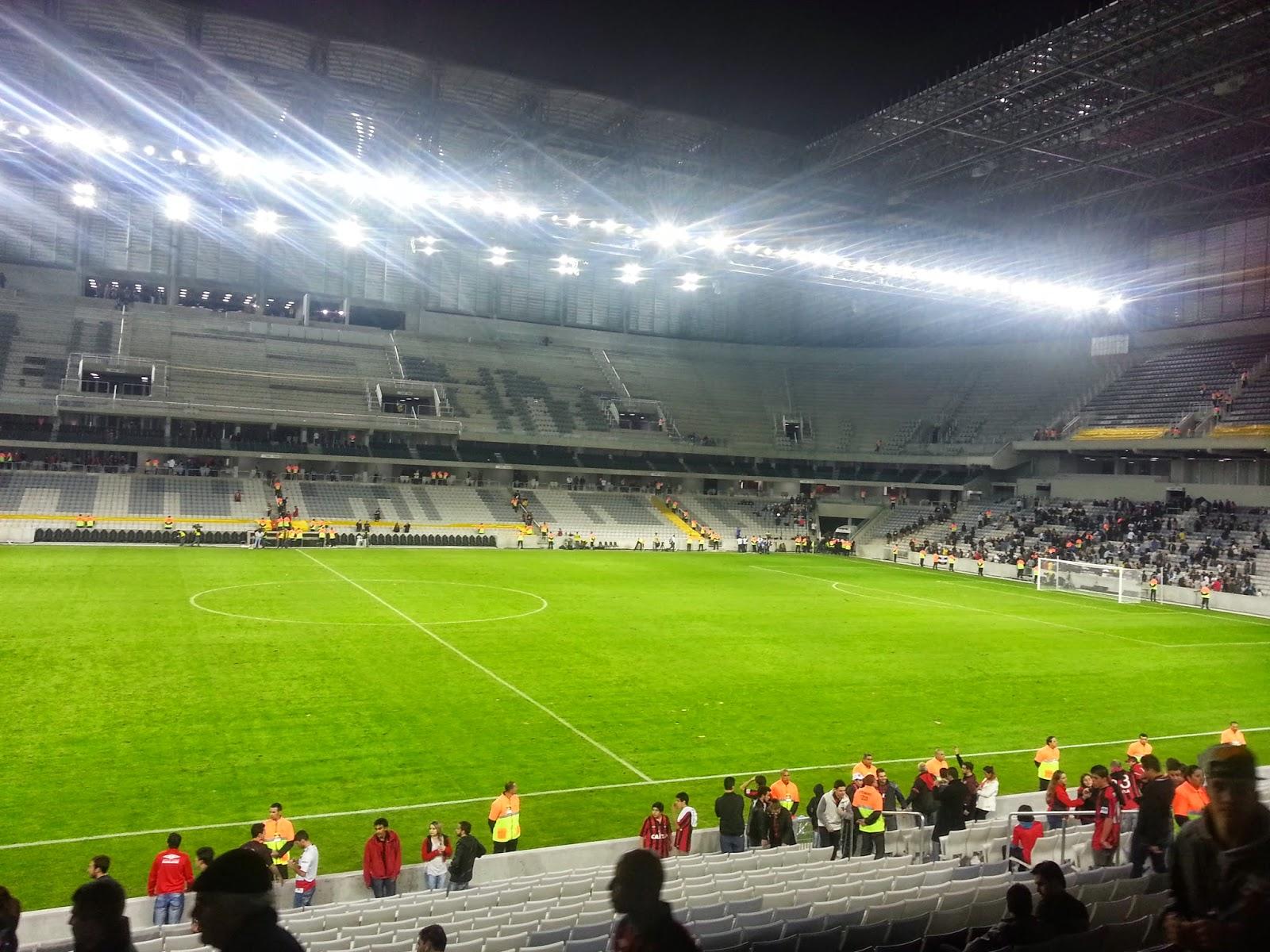 Copa 2014 Stadium