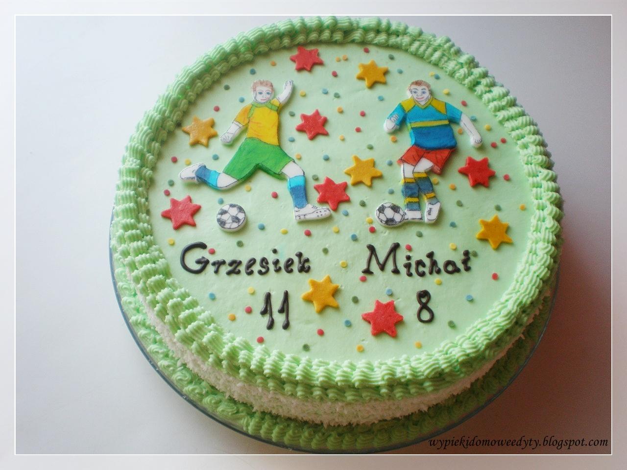 Tort Dla Chlopca
