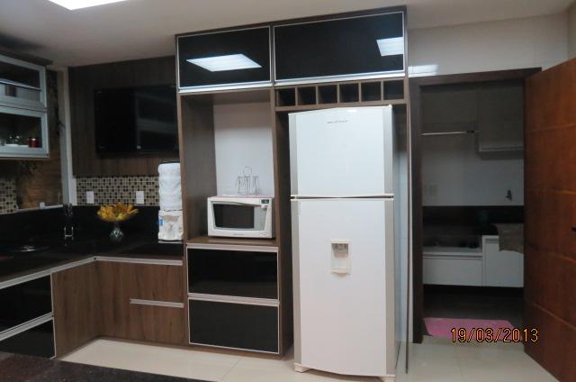 Armario De Geladeira Em Mdf : Construindo um castelinho enfim a cozinha