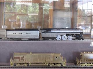 new york central model railroad