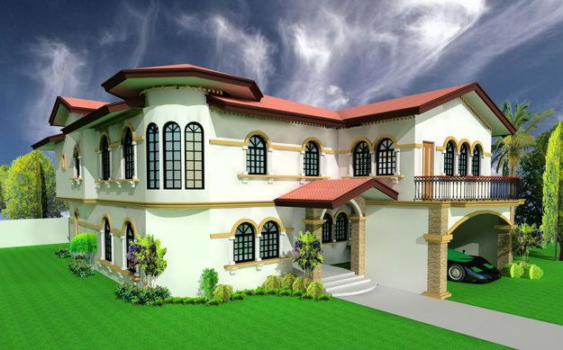 3D Home Design By LiveCAD® : A True Professional Solution For All Types Of  Buildings!