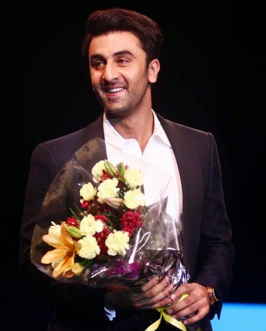 Ranbir Kapoor at the Cancer Patients Aid Association's fashion show by Shaina NC