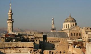 Damaskus, Kota Paling Dermawan Di Dunia [ www.BlogApaAja.com ]