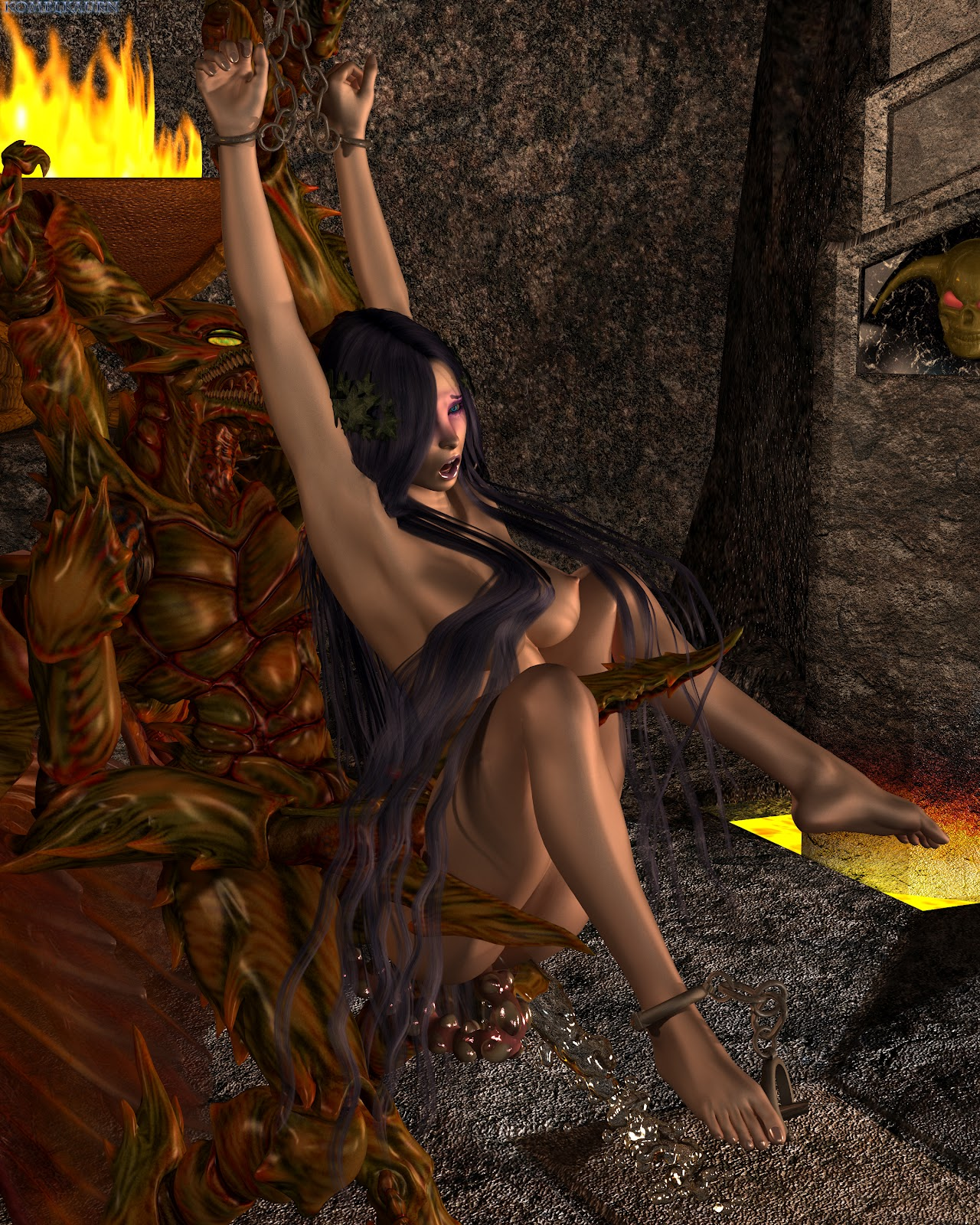 Neverwinter girls naked erotic scenes