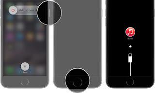 Cara Downgrade iOS 9 ke iOS 8