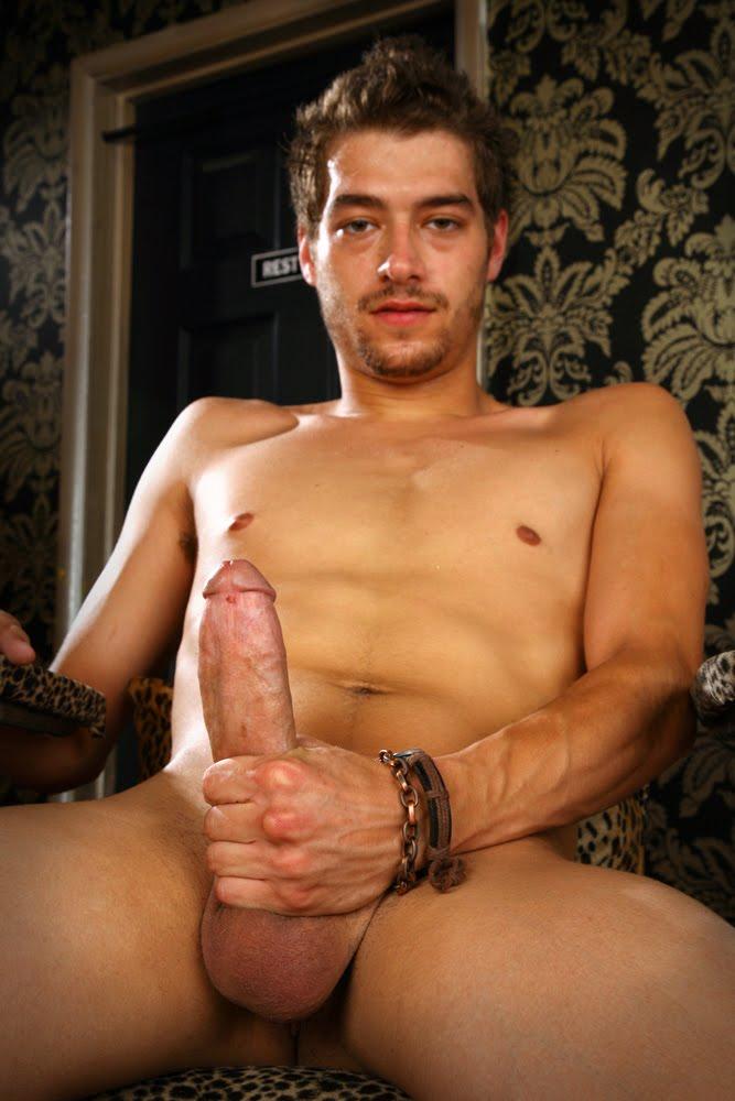 Xander Corvus Nude