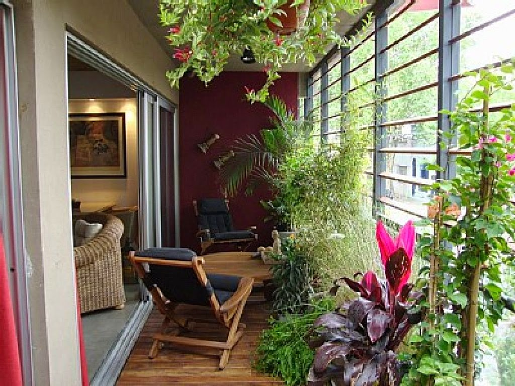 Balcones y feng shui for Tipos de toldos para balcones