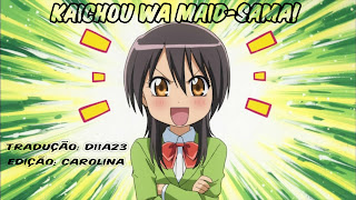 assistir - Kaichou Wa Maid-Sama - Capítulo 35 - online