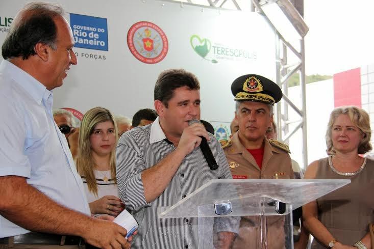 Prefeito Arlei frisa que a data é histórica para o município e uma conquista para os moradores da região