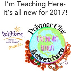 2017 POLYFORM'S Polymer Clay Adventure