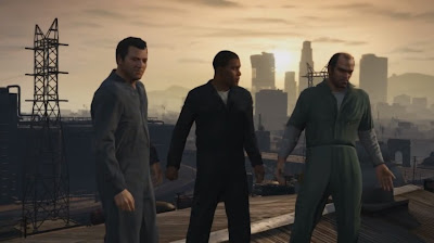 Rockstar Release Gameplay Video For Grand Theft Auto V