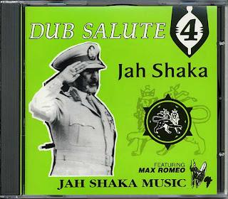 Jah Shaka & Max Romeo - Dub Salute 4