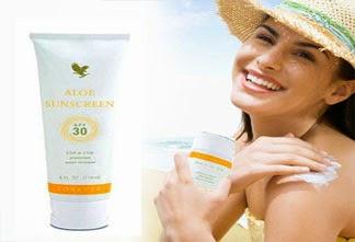 Kem chống nắng Aloe Sunscreen sẽ đáp ứng đúng nhu cầu này của bạn
