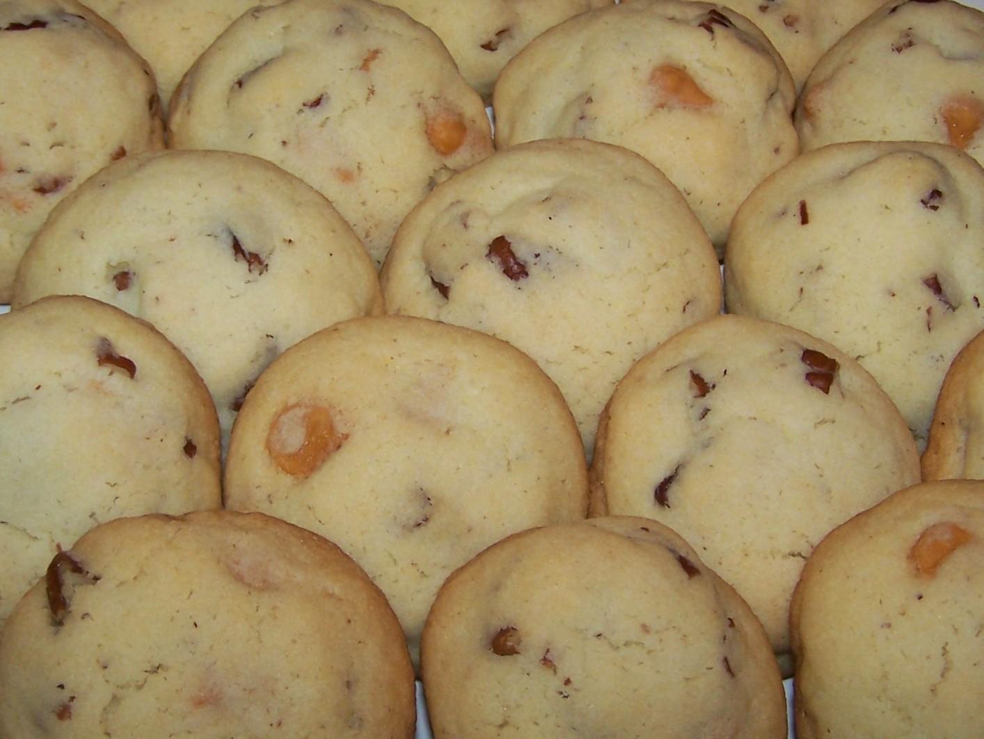 EZ Gluten Free: Butter Pecan Cookies