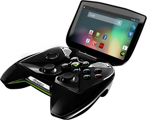 Videojuegos, Nvidia, Shield