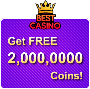 best casino free coins