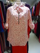 NMA13 Longsleeve Cotton Blouse