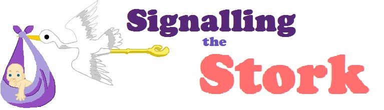 Signalling the Stork