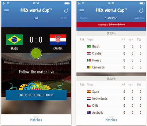FIFA Official App for Android free download