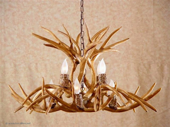 Antler Hanging Lights