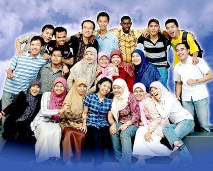 students of ITB 2008
