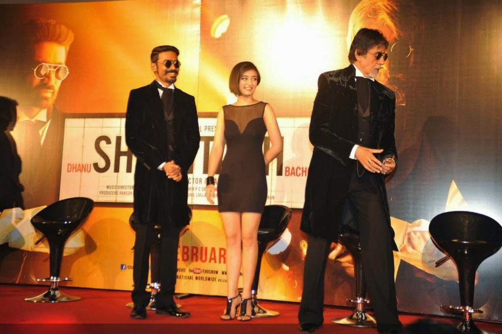Shamitabh 2015 Movie 300MB HD Free Download