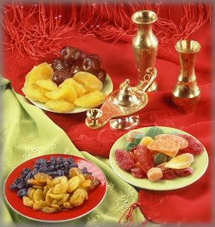 Цукаты из плодов и ягод