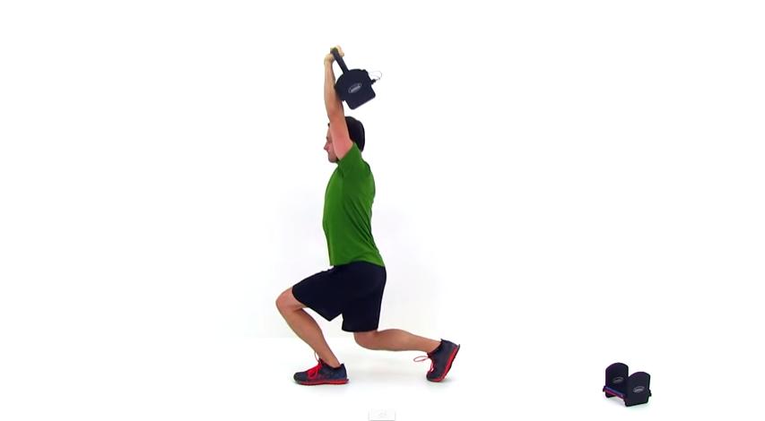 Workout da Semana: Kettlebell