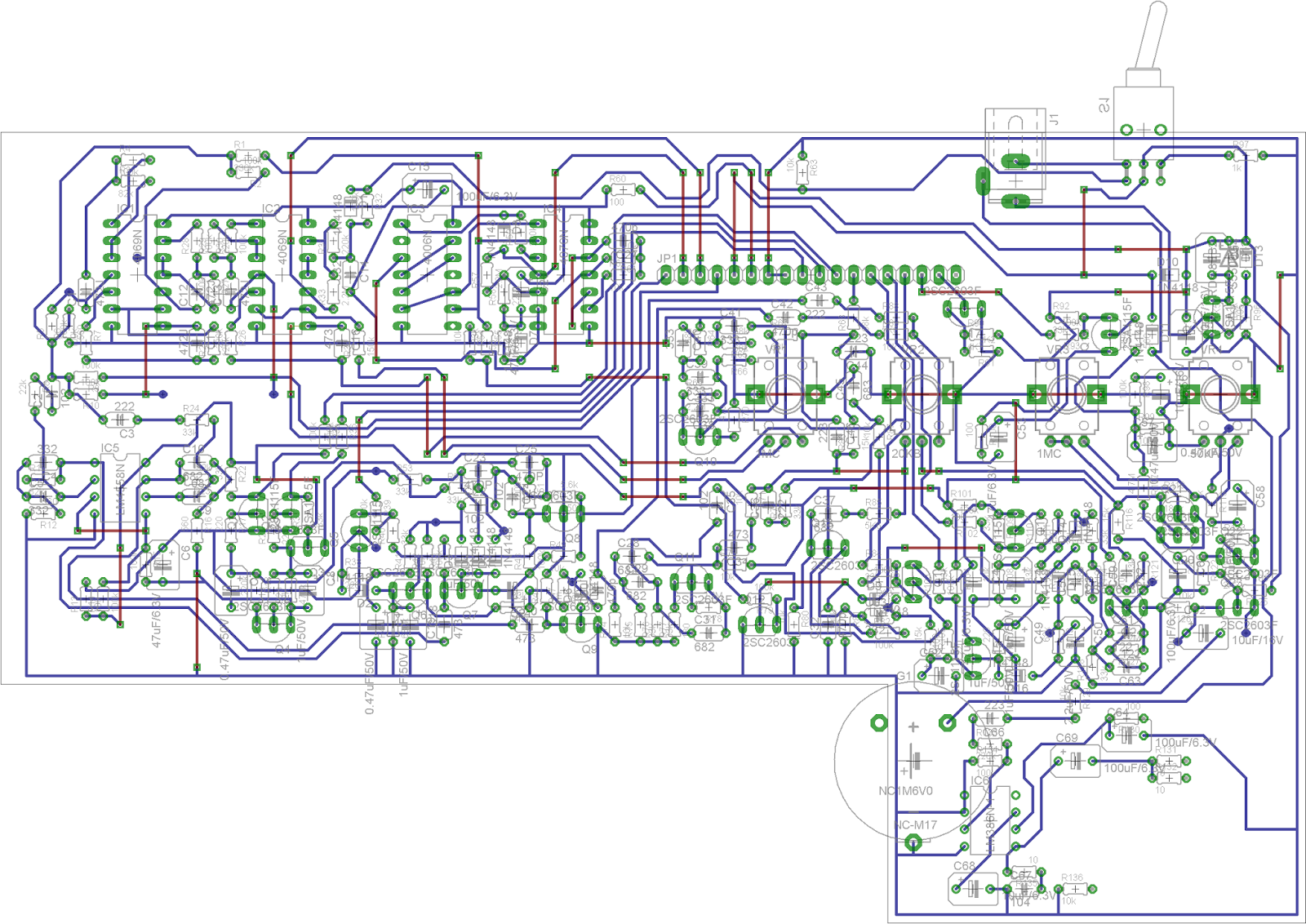 ZEN Instruments: DR-110 Schematic and PCB