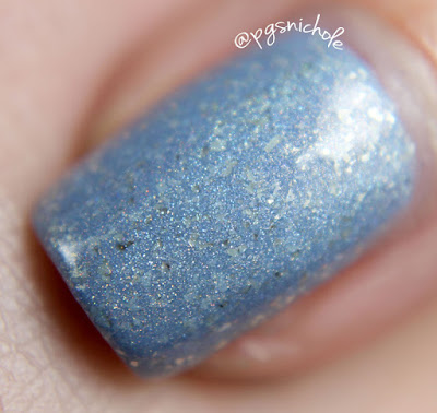 Blue-Eyed Girl Lacquer Limited Edition Snowbunny Siren