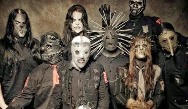 Slipknot divulga música de novo álbum