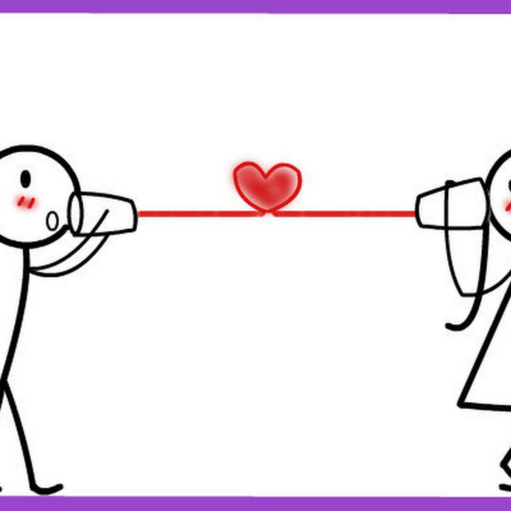 Easy pictures to draw of love
