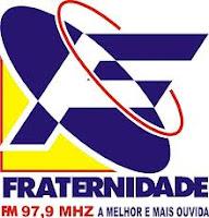 ouvir a Rádio Fraternidade FM 97,9 Araras SP